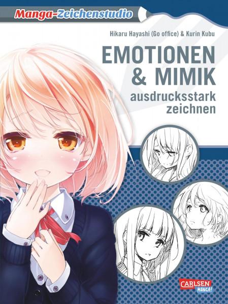 Manga-Zeichenstudio Emotionen & Mimik