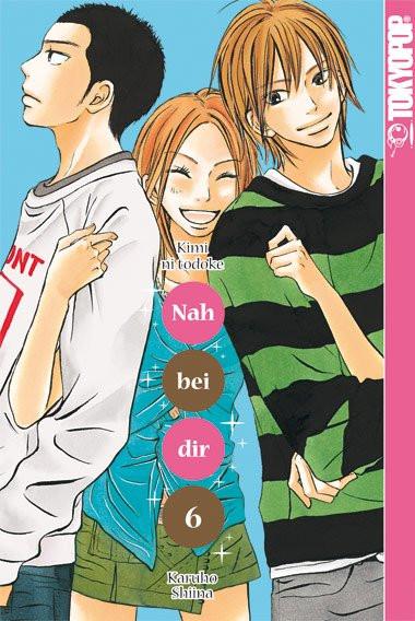 Nah bei dir - Kimi ni Todoke 06
