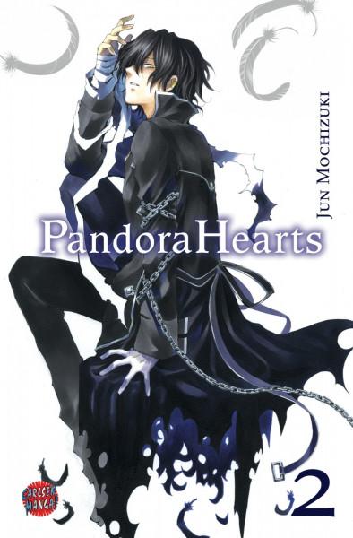 Pandora Hearts, Band 02