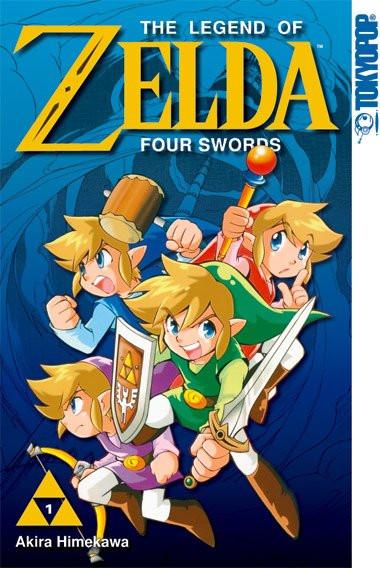 The Legend of Zelda 06 - Four Swords 01