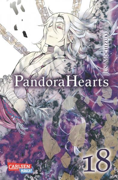 Pandora Hearts, Band 18
