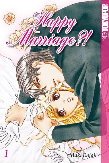Happy Marriage?! 01
