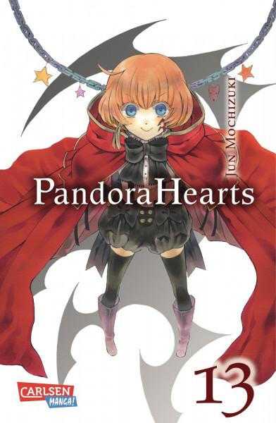 Pandora Hearts, Band 13