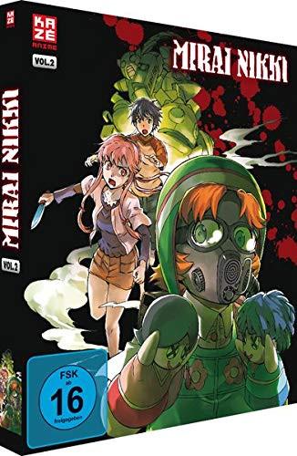 DVD Mirai Nikki Vol. 2