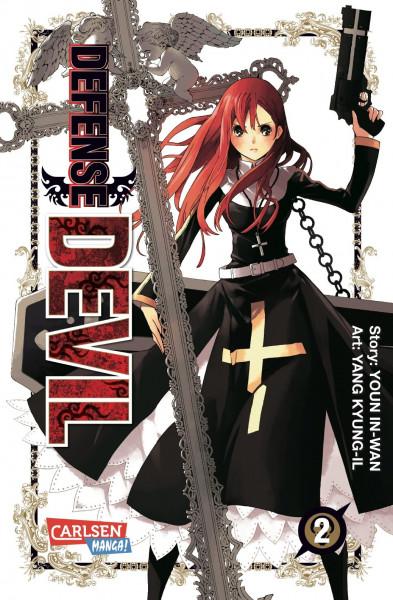Defense Devil, Band 02