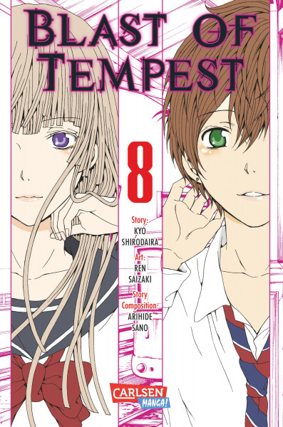 Blast Of Tempest, Band 8