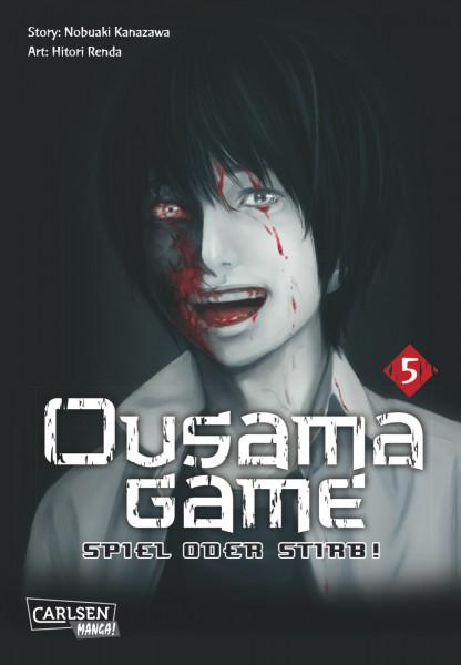 Ousama Game - Spiel oder stirb!, Band 5