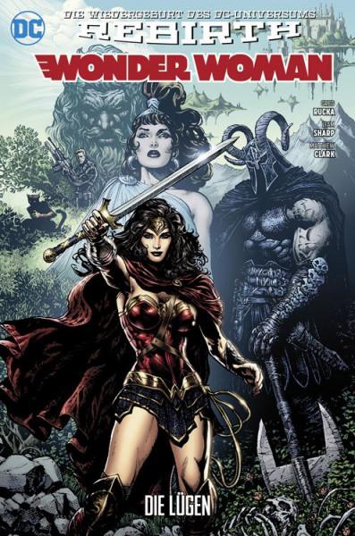 Wonder Woman Rebirth 01: Die Lügen
