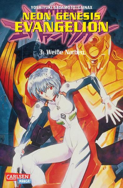 Neon Genesis Evangelion, Band 03