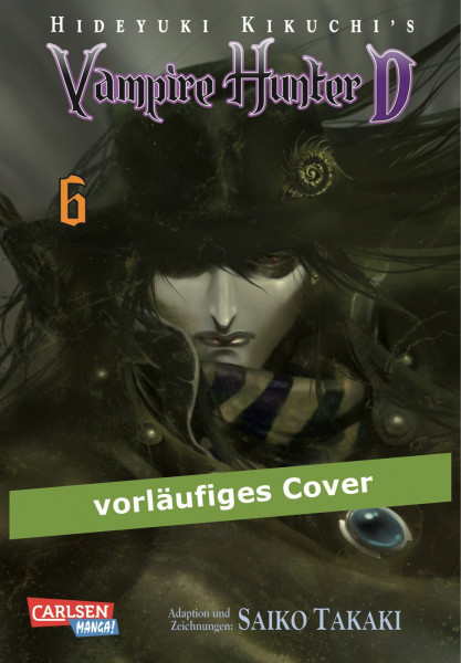 Vampire Hunter D, Band 6