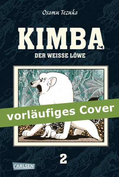 Kimba, der weiße Löwe (Hardcover-Ausgabe), Band 2
