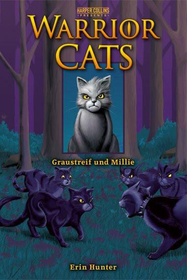 Warrior Cats (3in1) 01: Graustreif und Millie