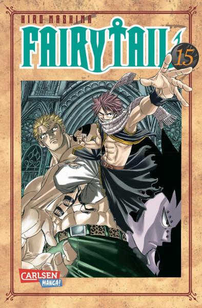 Fairy Tail, Band 15