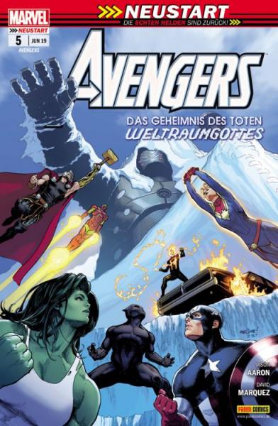 Marvel Neustart - Avengers 05