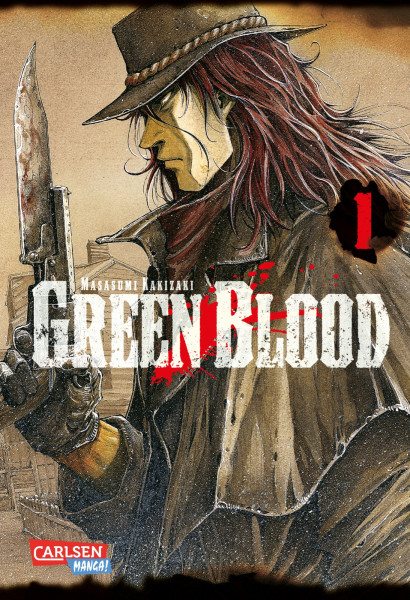 Green Blood, Band 1