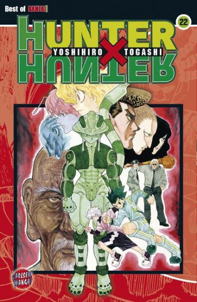 Hunter X Hunter, Band 22