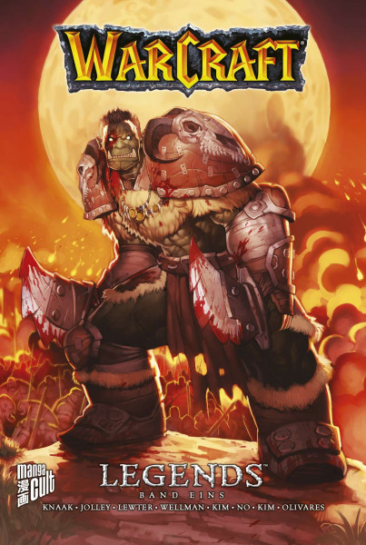 Warcraft: Legends 01