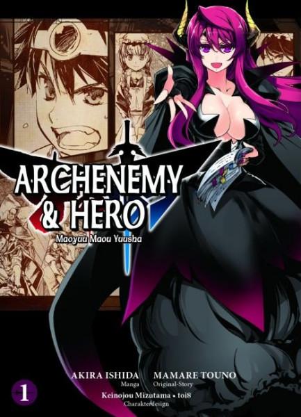 Archenemy & Hero - Maoyuu Maou Yuusha 01