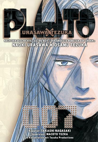Pluto: Urasawa X Tezuka, Band 7