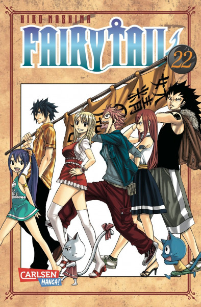 Fairy Tail, Band 22