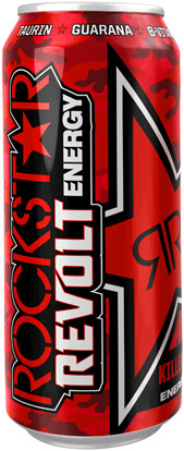Rockstar Energy: Killer Cherry