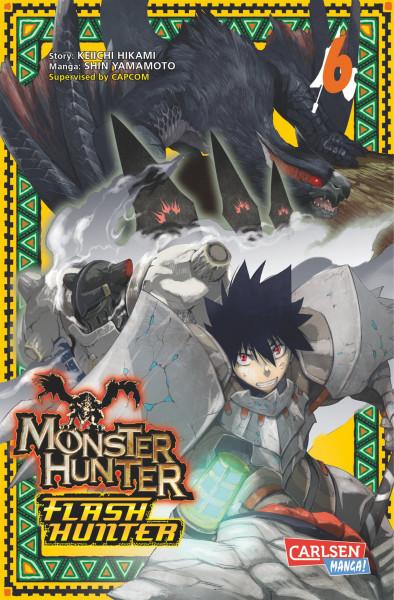 Monster Hunter Flash Hunter 06