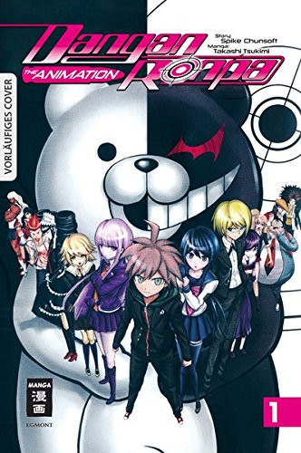 Danganronpa the Animation 01