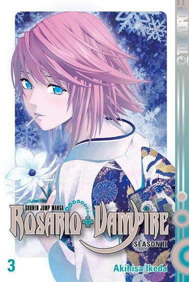 Rosario + Vampire Season II 03