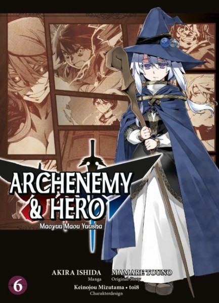 Archenemy & Hero - Maoyuu Maou Yuusha 06