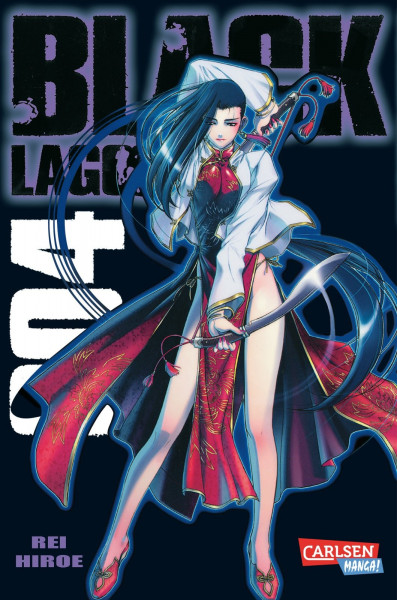 Black Lagoon, Band 4