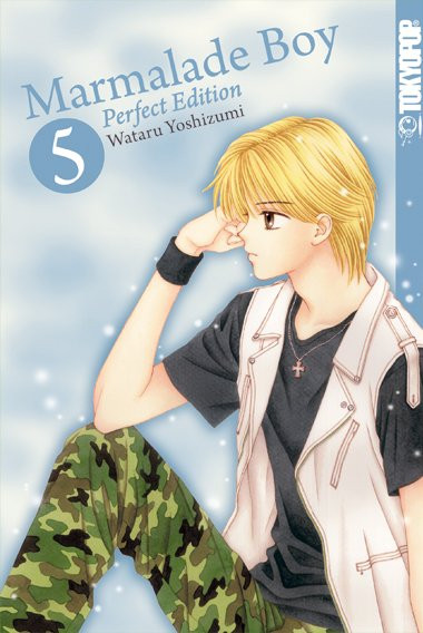 Marmalade Boy Perfect Edition 05