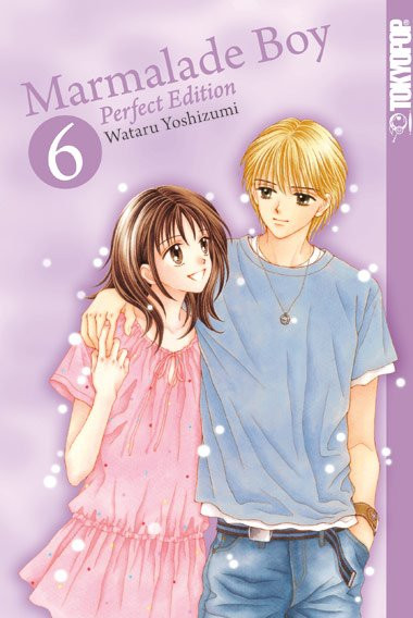 Marmalade Boy Perfect Edition 06
