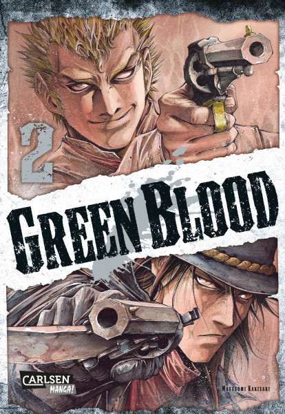 Green Blood 02
