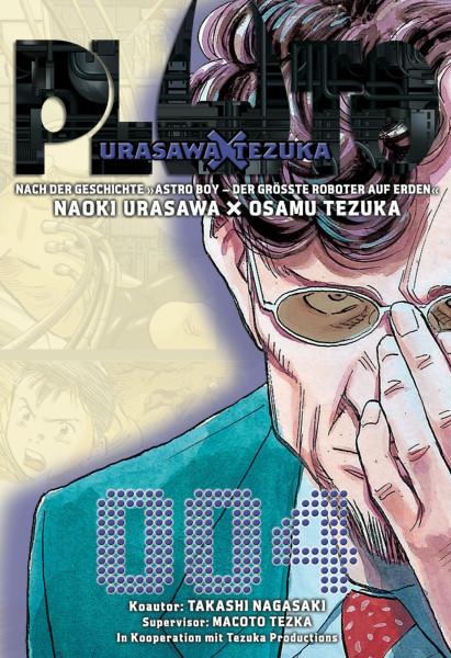 Pluto: Urasawa X Tezuka, Band 4