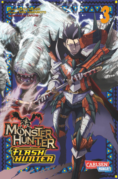Monster Hunter Flash Hunter 03