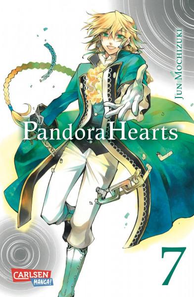 Pandora Hearts, Band 07