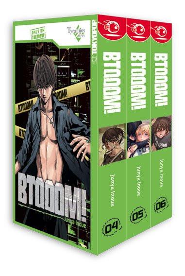 BTOOOM! Box 02