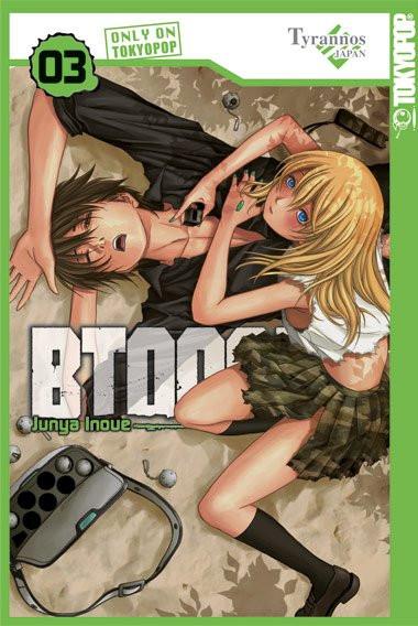 BTOOOM! 03