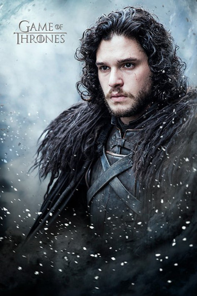 Poster: Game of Thrones - Jon Snow