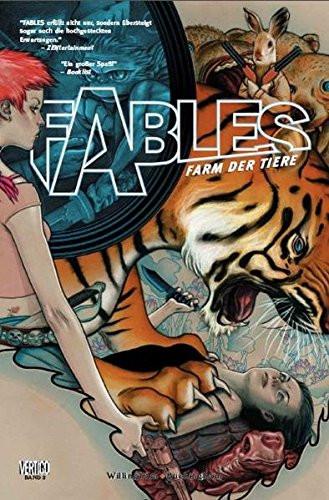 Fables 02: Farm der Tiere