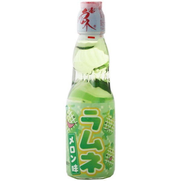 Drink: Ramune Melone 200ml