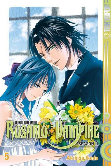 Rosario + Vampire Season II 05
