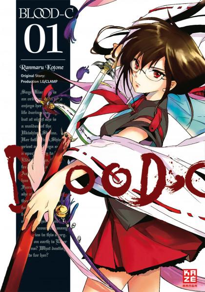BLOOD-C 01