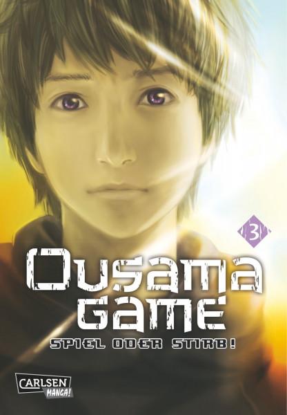 Ousama Game - Spiel oder stirb!, Band 3