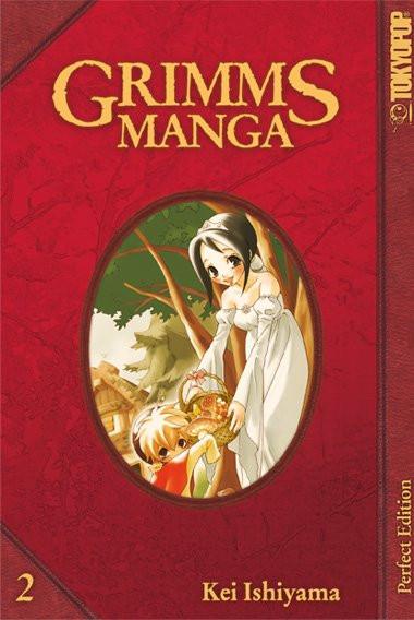 Grimms Manga (Hc.) 02