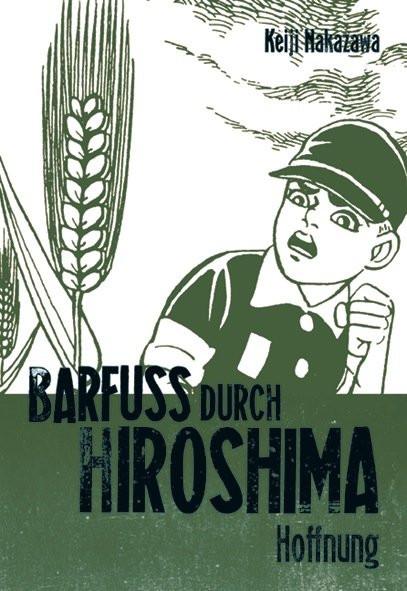 Barfuß durch Hiroshima, Band 4