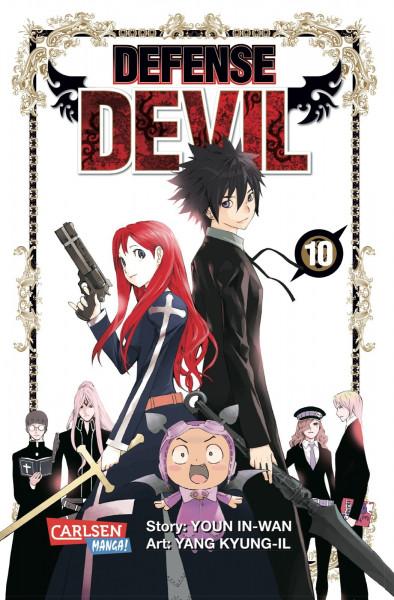 Defense Devil, Band 10