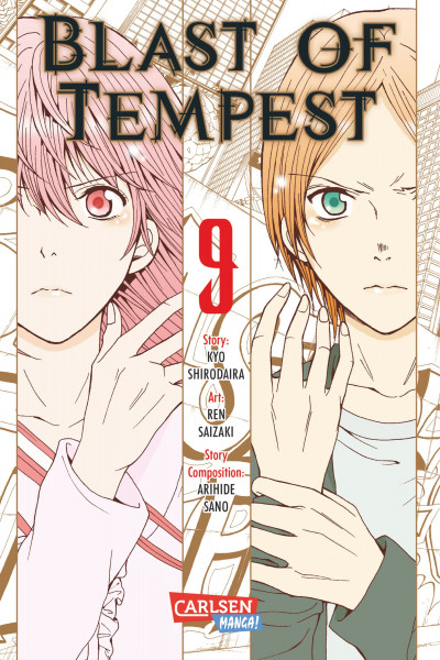 Blast Of Tempest, Band 9