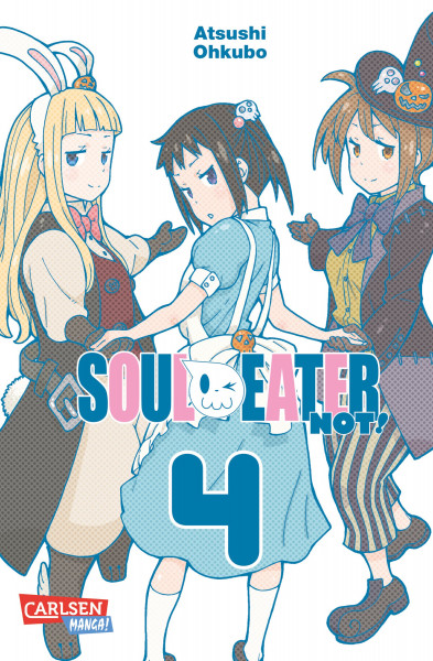 Soul Eater Not, Band 4
