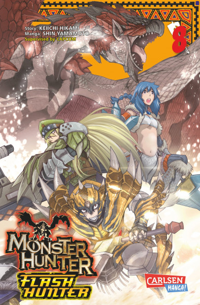 Monster Hunter Flash Hunter 08